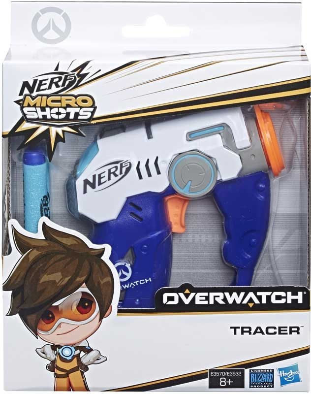 Wholesalers of Nerf Ovw Microshots Ast toys
