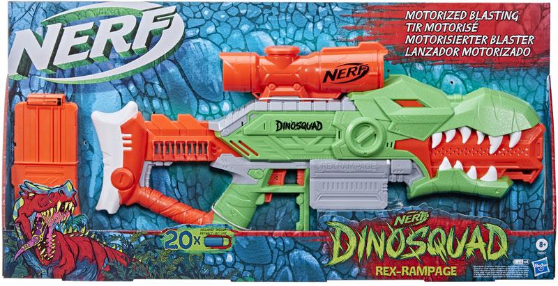 Wholesalers of Nerf Rex Rampage toys