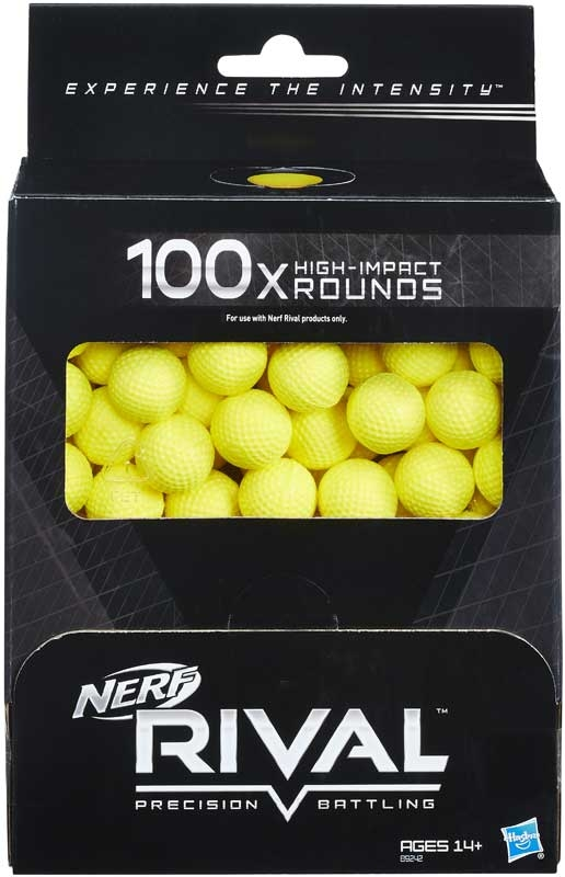 Wholesalers of Nerf Rival 100 Round Refill toys