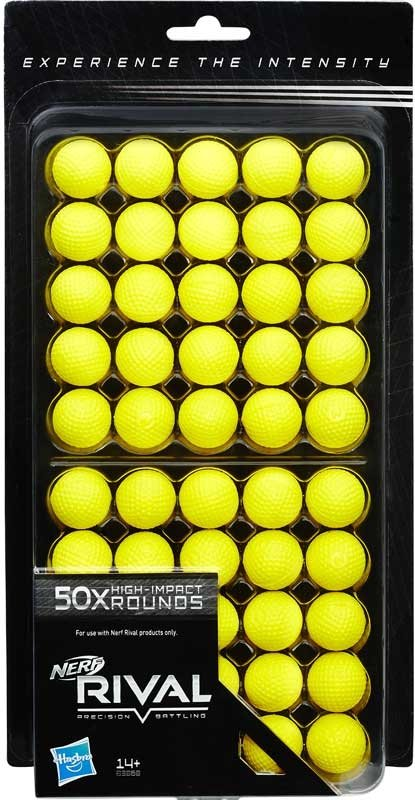 Wholesalers of Nerf Rival 50 Round Refill toys