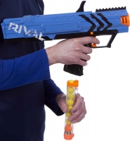 Wholesalers of Nerf Rival Apollo Xv-700 Blaster Blue toys image 4