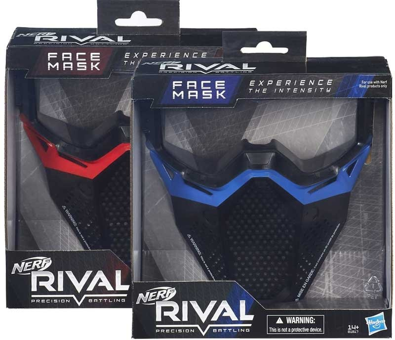 Wholesalers of Nerf Rival Face Mask Asst toys