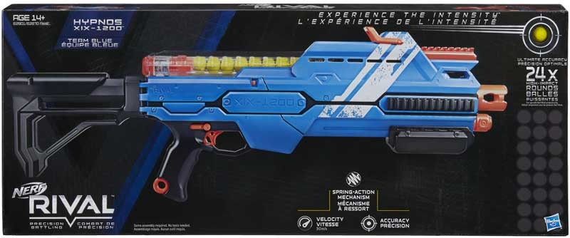 Wholesalers of Nerf Rival Hypnos Xix 1200 Ast toys