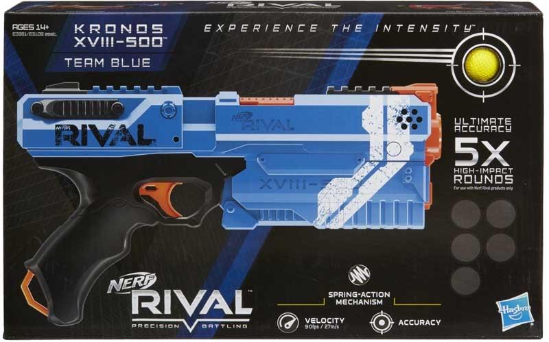 Wholesalers of Nerf Rival Kronos Xviii 500 Ast toys