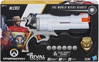 Wholesalers of Nerf Rival Overwatch Mccree Nerf Rival Blaster toys image