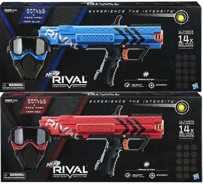 Wholesalers of Nerf Rival Starter Kit Asst toys
