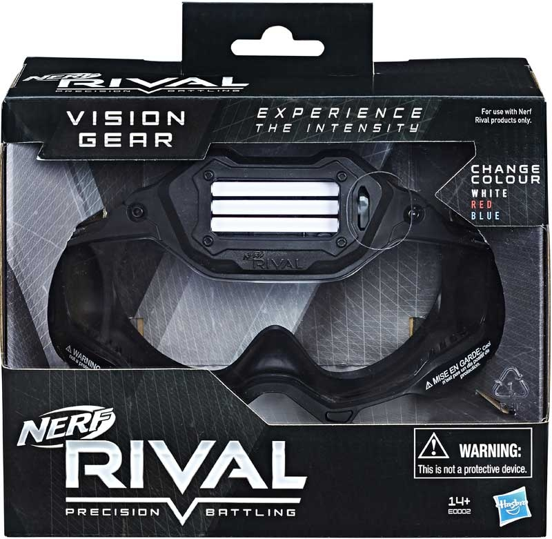 Wholesalers of Nerf Rival Vision Gear toys
