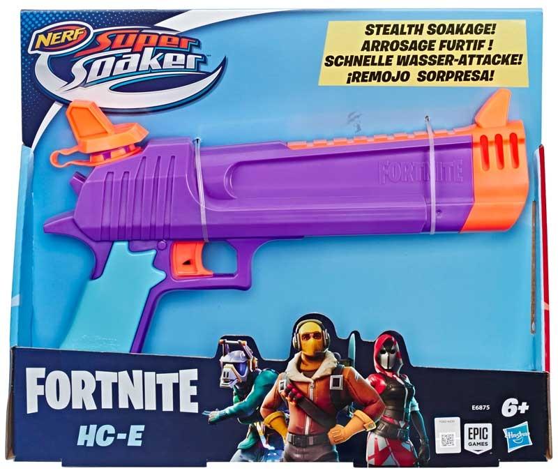 Wholesalers of Nerf Soaker Fortnite Hc E toys