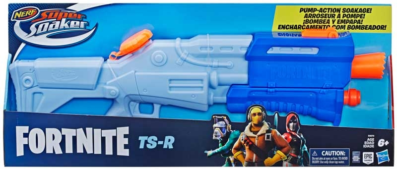 Wholesalers of Nerf Soaker Fortnite Ts R toys