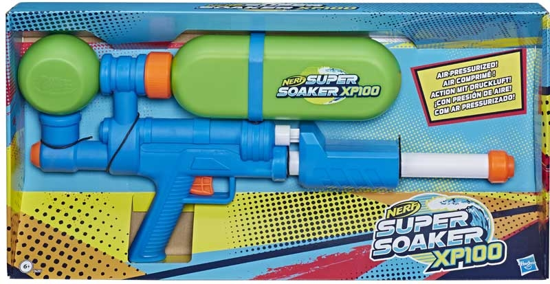 Wholesalers of Nerf Super Soaker Xp100 toys
