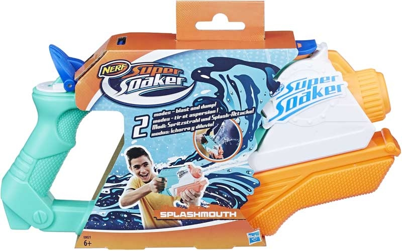 Wholesalers of Nerf Supersoaker Splash Mouth toys