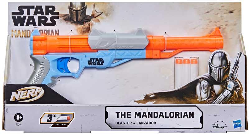 Wholesalers of Nerf The Mandalorian toys
