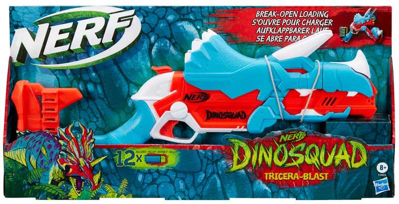 Wholesalers of Nerf Tricerablast toys