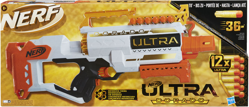 Wholesalers of Nerf Ultra Dorado toys