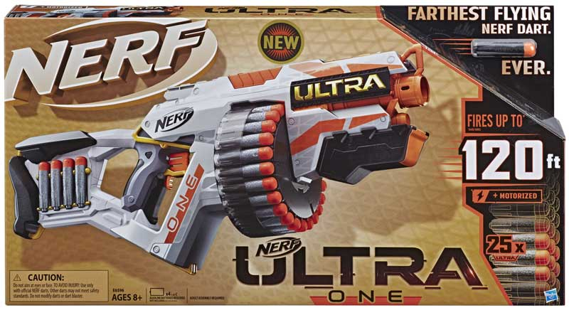 Wholesalers of Nerf Ultra One toys