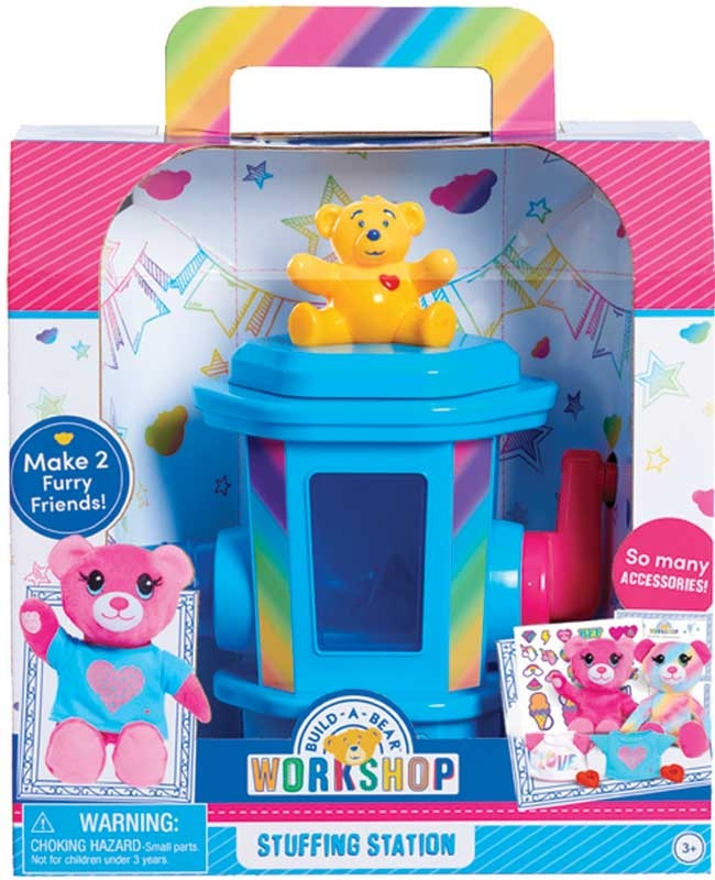 Wholesalers of New Build A Bear Workshop Stuffing Station toys