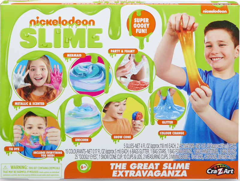 Wholesalers of Nickelodeon The Great Slime Extravaganza toys