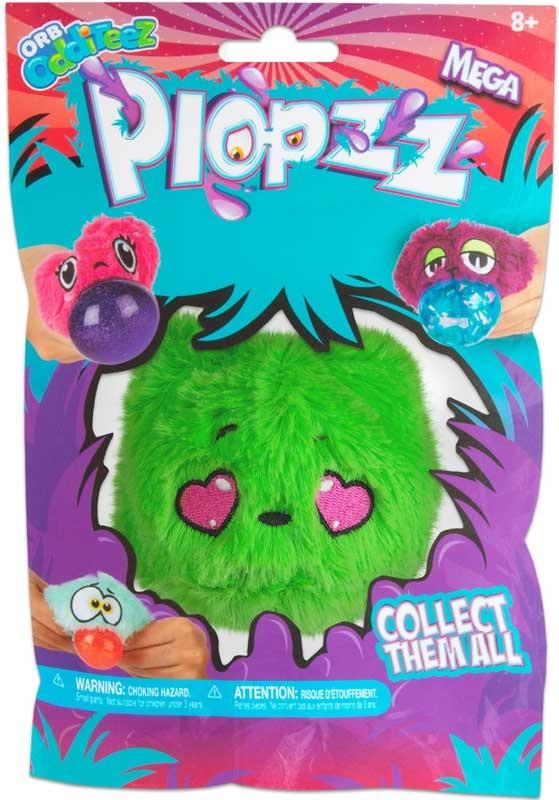 Wholesalers of Odditeez Plopzz Mega Asst toys
