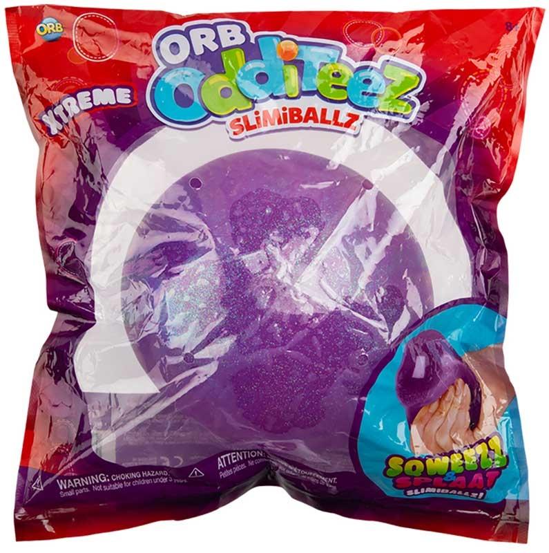 Wholesalers of Odditeez Xtreme Slimiballz toys