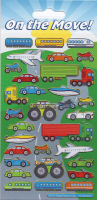Wholesalers of On The Move Sparkle Stickers toys image