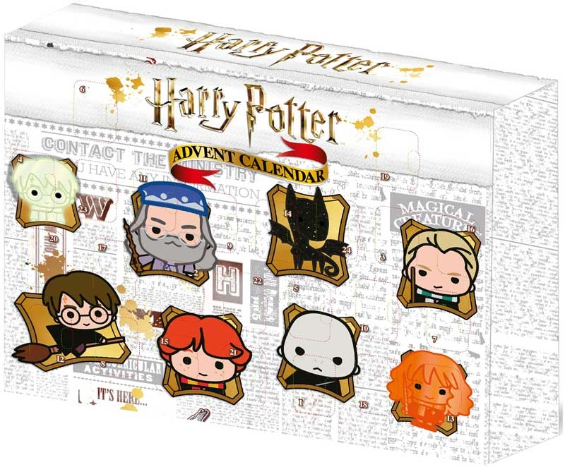 Harry Potter Advent Calendar.Ooshies Harry Potter Advent Calendar Wholesale