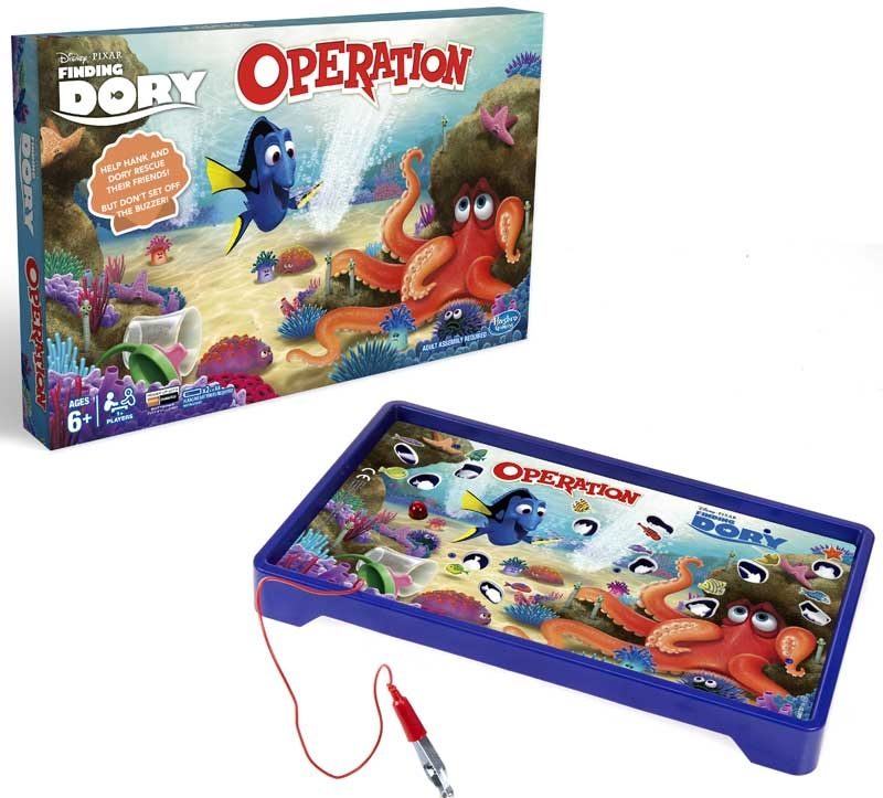 Wholesalers of Operation - Finding Dory toys