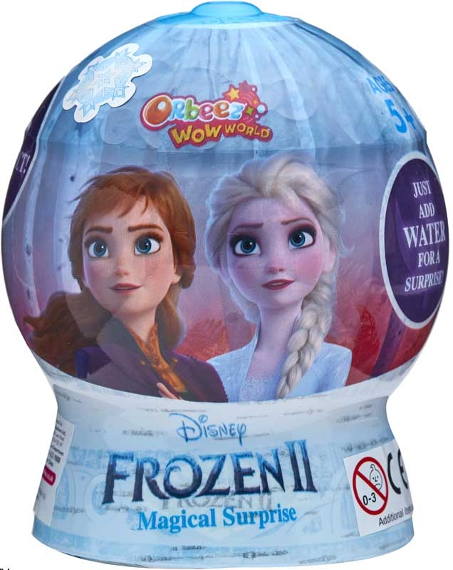 Wholesalers of Orbeez Wow World Disney Frozen 2 Magical Surprise Asst toys