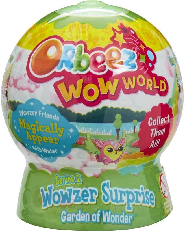 Orbeez Wow World Wowzer Surprise Garden Of Wonder S2 Wholesale