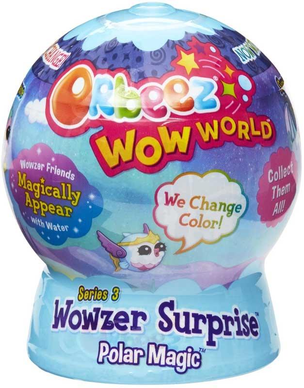 Wholesalers of Orbeez Wow World Wowzer Surprise Polar Magic S3 toys