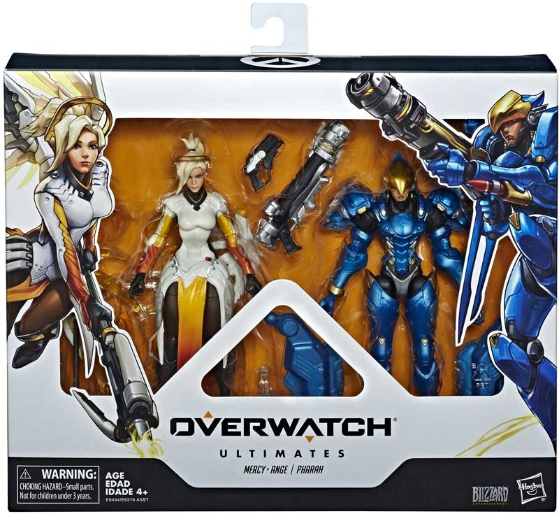 Wholesalers of Overwatch Ultimates Dual Pack Ast toys
