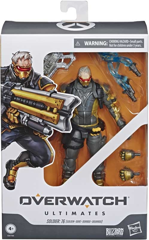 Wholesalers of Overwatch Ultimates Soldier 76 toys