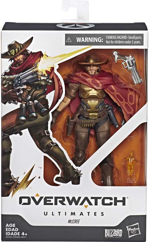 Wholesalers of Overwatch Ultimates Mccree toys