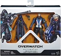 Wholesalers of Overwatch Ultimates Shrike Ana And Soldier 76 toys image