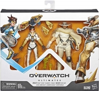Wholesalers of Overwatch Ultimates Wh Mccree And Posh Tracer toys image