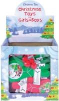 Wholesalers of Paddle Bat N Ball Christmas 12cm toys image 2