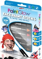 Wholesalers of Paint Glow Face Paint Sticks toys image