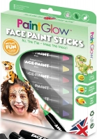 Wholesalers of Paint Glow Face Paint Sticks toys image