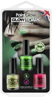Wholesalers of Paint Glow Glow In The Dark Nail Polish toys image