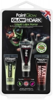Wholesalers of Paint Glow Glow In The Dark Liquid Latex Horror toys image