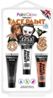 Wholesalers of Paint Glow Halloween Face Paint toys image