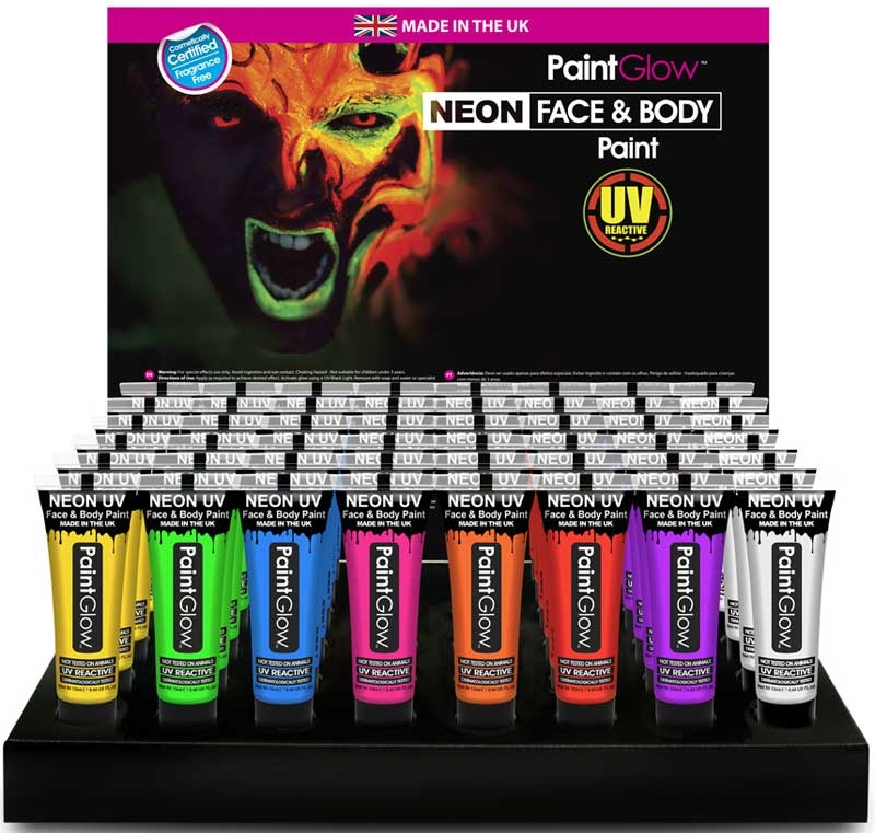 Paint Glow Neon Face And Body Paint Wholesale