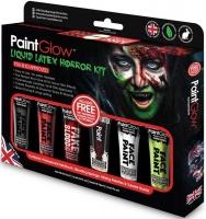 Wholesalers of Paint Glow Liquid Latex Horror Kit toys image