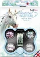 Wholesalers of Paint Glow Unicorn Glitter toys image