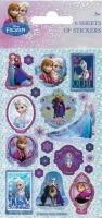 Wholesalers of Disney Frozen 6 Sheet Party Stickers toys image
