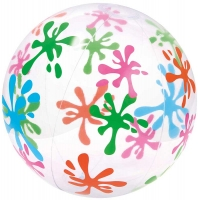 Wholesalers of Patterned Beach Ball 24 Inch toys image