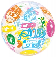 Wholesalers of Patterned Beach Ball 24 Inch toys image 3