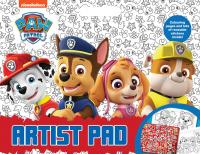 Wholesalers of Paw Patrol Artist Pad toys image