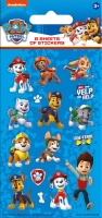 Wholesalers of Paw Patrol Blue Party - 6 Sheets Stickers toys image