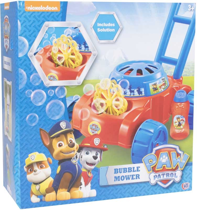 Wholesalers of Paw Patrol Bubble Mower toys