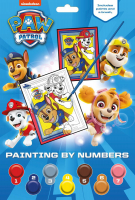 Wholesalers of Paw Patrol Painting By Numbers toys image